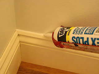 caulking baseboard for painting resized 600