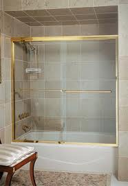 shower door rail
